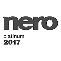 Nero 2017 Platinum - license - 1 device