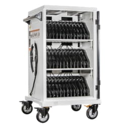 Anywhere Cart AC-SLIM-PW45 36 Bay Pre-Wired USB-C Charging Cart