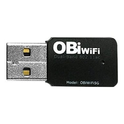Polycom Obihai OBiWiFi5G Wireless-AC USB Adapter