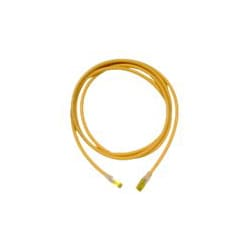 Ortronics Clarity 6A - patch cable - 3 ft - yellow