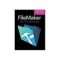 FileMaker Pro Advanced (v. 17) - box pack (upgrade) - 1 license