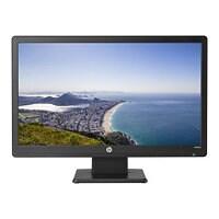 "HP Pavilion W2081d - LED monitor - 20"""