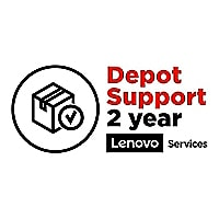 Lenovo Depot Repair - extended service agreement - 2 years - School Year Te