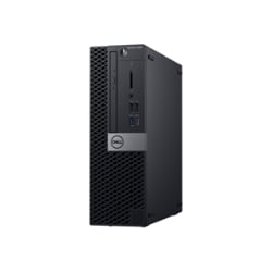 Dell OptiPlex 5060 - SFF - Core i5 8500 3 GHz - 8 GB - 256 GB