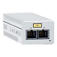 Allied Telesis AT DMC1000 - convertisseur de média à fibre optique - GigE