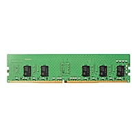HP - DDR4 - 8 GB - DIMM 288-pin - unbuffered