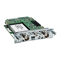 Cisco 4G LTE Wireless WAN Card - wireless cellular modem - 4G LTE