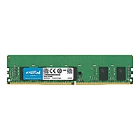 Crucial - DDR4 - 8 GB - DIMM 288-pin - registered