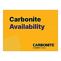 Carbonite Availability Physical Edition - license + 1 Year Maintenance & Su