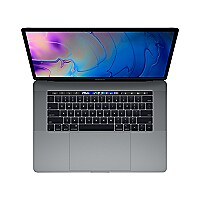 "Apple MacBook Pro Touch Bar 15.4"" Core i7 32GB RAM 4TB RP560X - Space Gray"