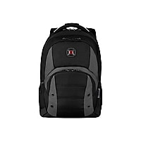 "Wenger Swiss Gear Forge Pro 16"" Laptop Backpack - Black"