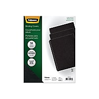 Fellowes Executive Presentation Covers Oversize - 50 pcs. - binding cover