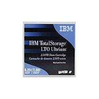 IBM TotalStorage - LTO Ultrium x 1 - 2.5 To - support de stockage