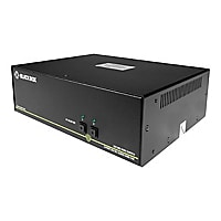 Black Box SECURE NIAP - Single-Head - KVM / audio switch - 2 ports