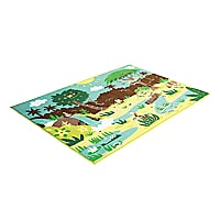 HamiltonBuhl AR Rug-Tales 3D Interactive 6'x4' Augmented Reality Area Rug