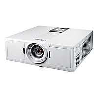 Optoma ZH500T - DLP projector - 3D - LAN