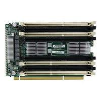 Axiom memory board - DRAM: DIMM 240-pin
