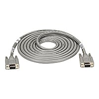 Black Box ED/Q with Nonremovable EMI/RFI Hoods - serial cable - 60 cm
