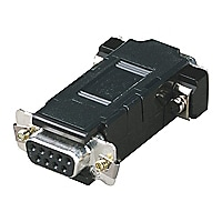 Black Box Asynchronous Modem Eliminator modem adapter