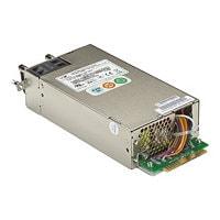 Black Box High-Density Media Converter System II Dual AC - power supply - r