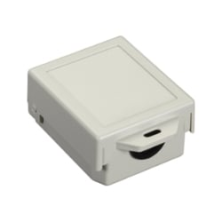 Black Box Outdoor Ethernet PoE Lightning Protector - lightning arrester