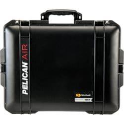 Pelican 1607 Air Case with Foam - Black