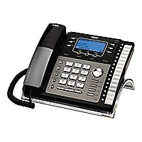 RCA ViSYS 25425RE1 - corded phone - answering system with caller ID/call wa