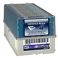 Spectra LTO-4 Certified Media Pack (10 pieces), TeraPack, Custom Bar Code