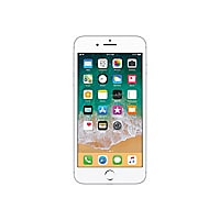 Apple iPhone 7 Plus - silver - 4G - 32 GB - GSM - smartphone