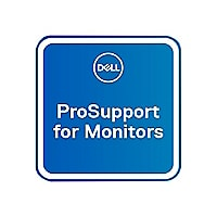 Dell Upgrade from 3Y Advanced Exchange to 3Y ProSupport for monitors - exte