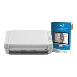 Fujitsu ScanZen Eko+ Powered Scanner with Neat Premium Software