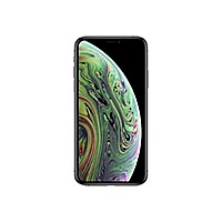 Apple iPhone Xs - space gray - 4G LTE, LTE Advanced - 64 GB - CDMA / GSM -