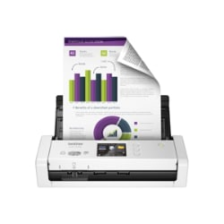 Brother ADS-1700W - document scanner - portable - USB 3.0, Wi-Fi(n), USB 2.