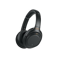 Sony WH-1000XM3 - headphones with mic
