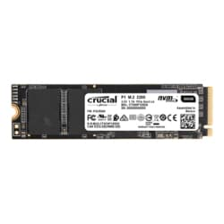 Crucial P1 - solid state drive - 500 GB - PCI Express 3.0 x4 (NVMe)
