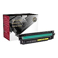 Clover Remanufactured Toner for HP CF362A (508A), Yellow, 5,000 page yield