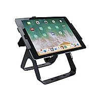 CTA Lockpoint: Universal Tablet Kiosk Station - stand