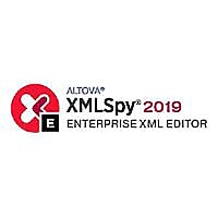 Altova XMLSpy 2019 Enterprise Edition - license - 1 installed user