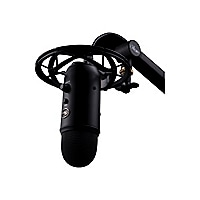 Blue Microphones YetiCaster - microphone - with Radius III and Compass moun