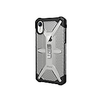 UAG Rugged Case for iPhone XR [6.1-inch screen] - Plasma Ice - back cover f