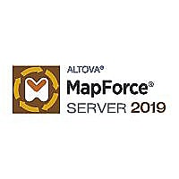 Altova MapForce Server 2019 - subscription license (1 year) - 1 server, 6 c