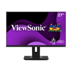 "ViewSonic 27"" Full HD Superclear IPS Monitor"