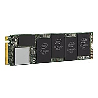 Intel Solid-State Drive 660p Series - solid state drive - 2 TB - PCI Expres