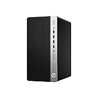 HP EliteDesk 705 G4 - micro tower - A10 PRO-9700 3.5 GHz - 8 GB - 500 GB -