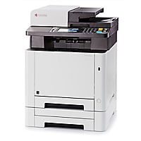 "Kyocera ECOSYS M5526cdw 4.3"" Color TSI A4 Color Multifunction Printer"