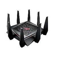 ASUS ROG Rapture GT-AC5300 - wireless router - 802.11a/b/g/n/ac - desktop