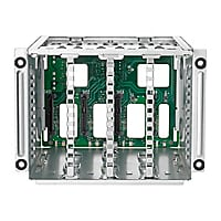 HPE 8 SFF hard drive cage - storage drive cage