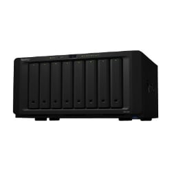 Synology Disk Station DS1819+ - NAS server - 0 GB