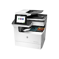HP PageWide Managed Color MFP E776dn Base - imprimante multifonctions - couleur