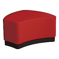 MooreCo Soft Seating Collection Shapes - ottoman
